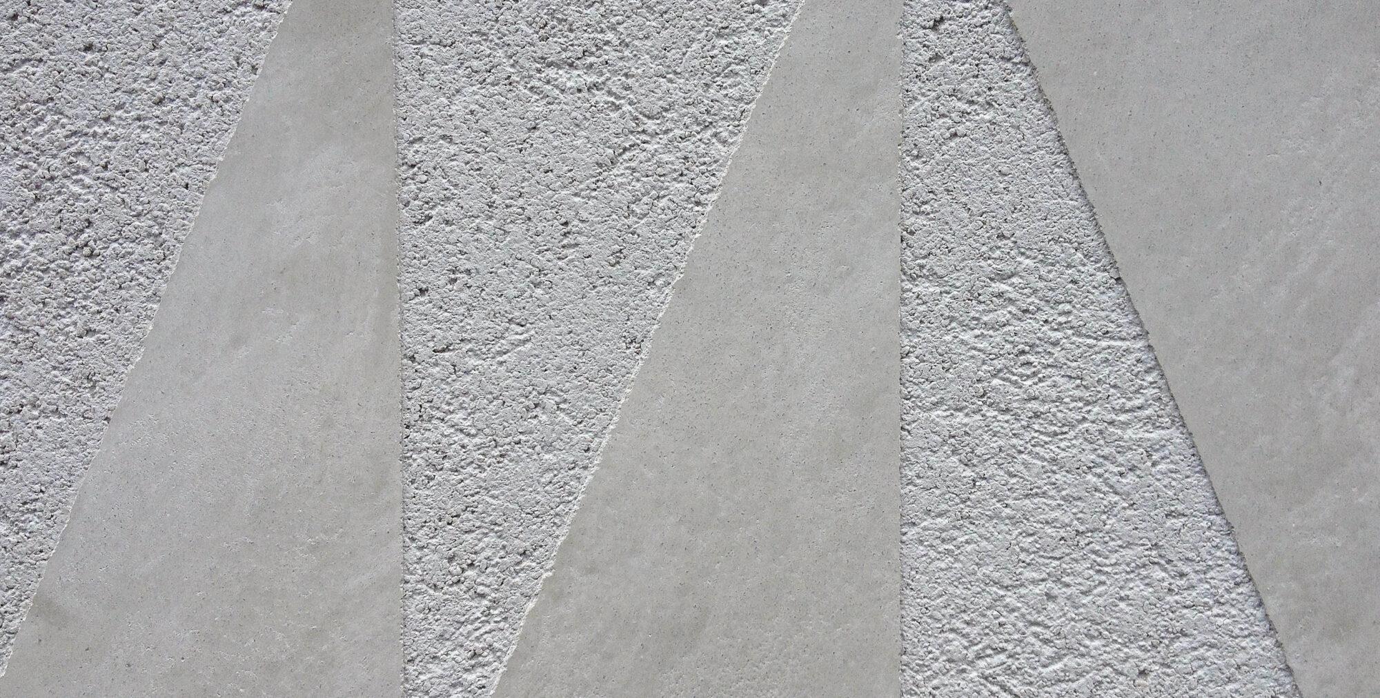 concrete polished plaster pattern