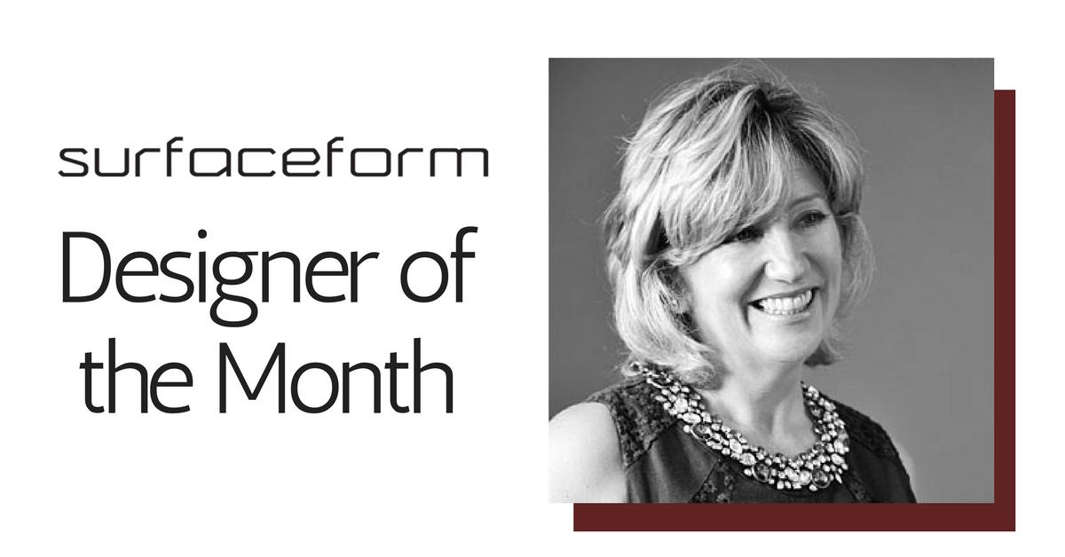 Designer of the Month